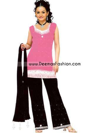 Buy Ladies Fashion Clothes – Pink Tunic Kurti Wear