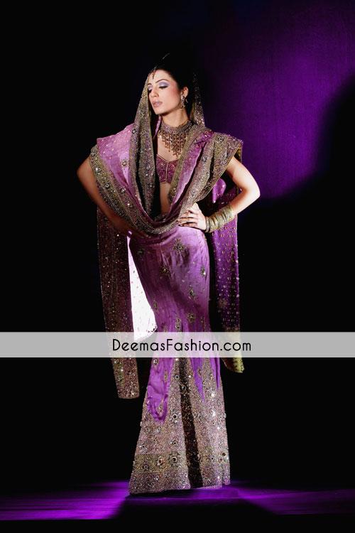 purple-bridal-wear-fish-style-lehnga1