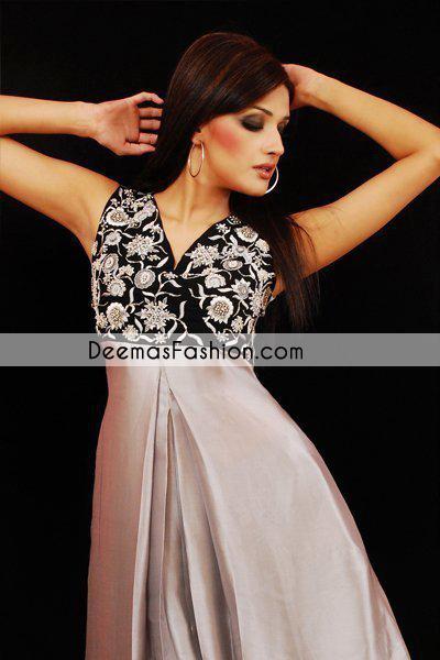 silver-grey-casual-wear-aline-frock1